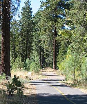 It Is Now Possible To Hike All The Way From Tahoe City Squaw Valley On A Paved Trail New Trailhead With Parking Restrooms And Childrens Playground