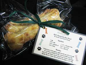 Tenaya lodge goodies for your dog