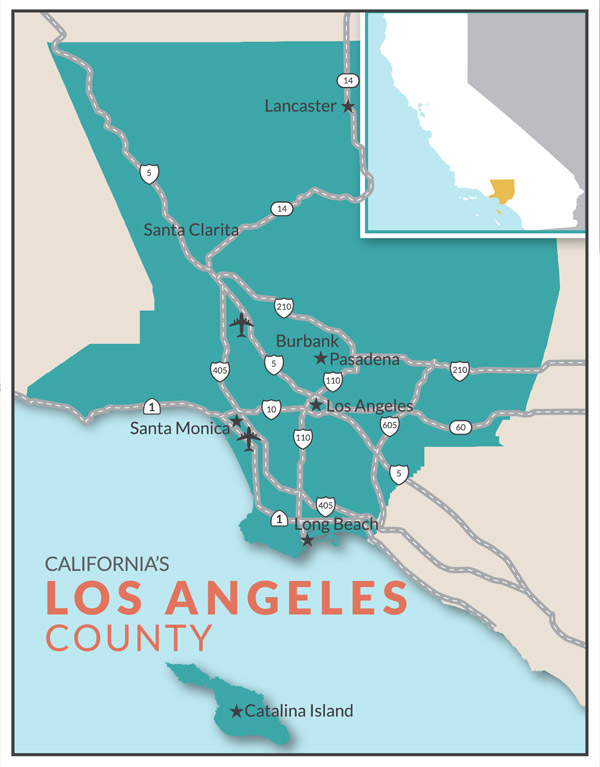 Dogfriendly Los Angeles County