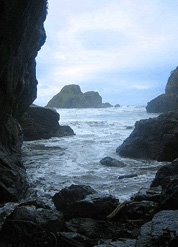 Humboldt Shore near Moonstone beach