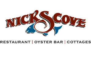 Nick's Cove Restaurant and Oyster Bar logo