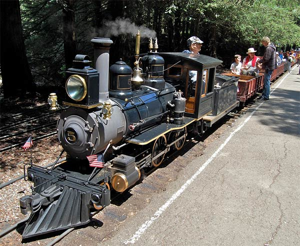 Redwood Valley Railroad