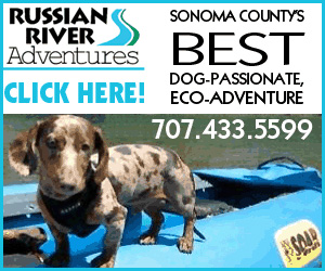 Russian River Adventures Ad