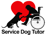 service dog tutor logo