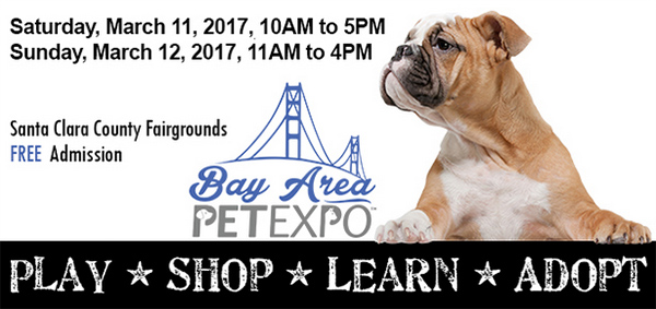 2017 Bay Area Pet Expo
