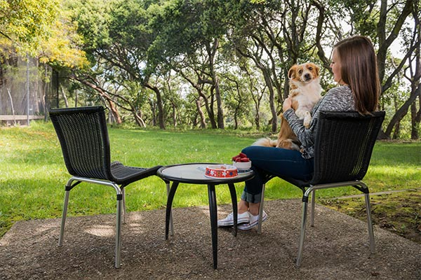 Dog-friendly Chaminade Resort