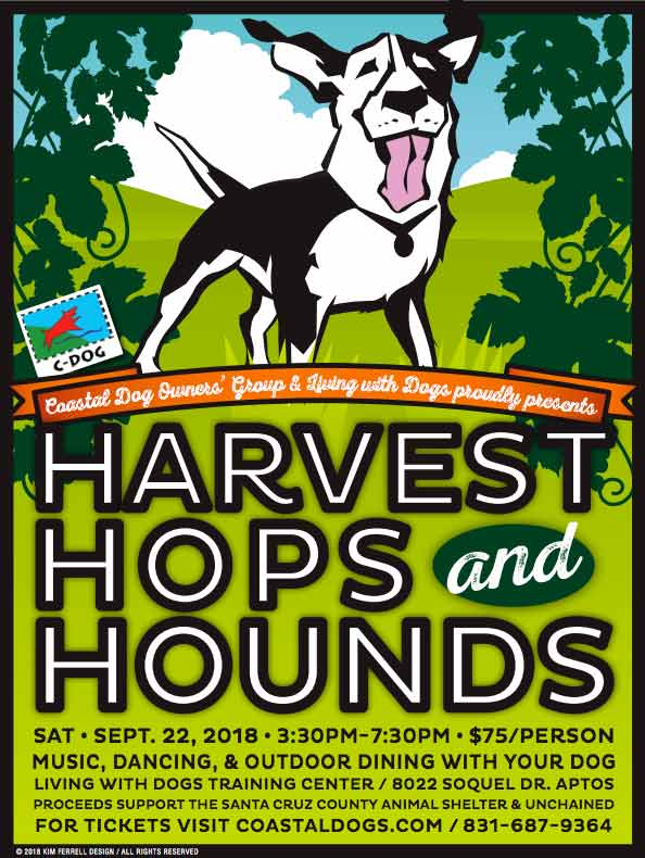 2018 Harvest, Hops & Hounds!