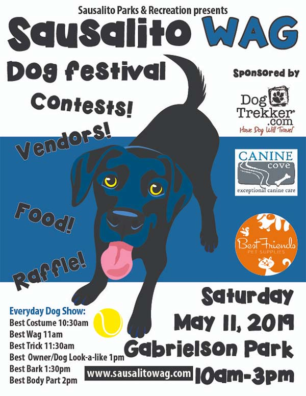 3rd Annual WAG Dog Festival