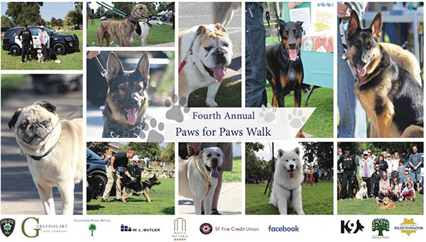 4th Annual Paws for Paws