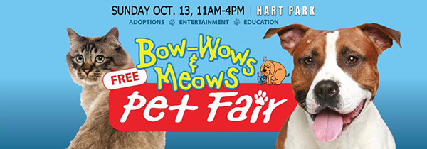 19th Annual Bow-Wows & Meows Pet Fair