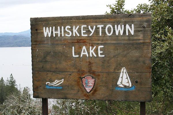 Whiskeytown Lake. Photo Credit: Wild Hullabaloo (CC)
