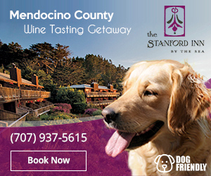 Stanford Inn Offers Spring Wine Tasting Getaway