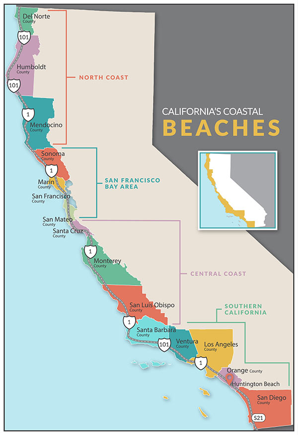 The New CA Coastal Region Debuts
