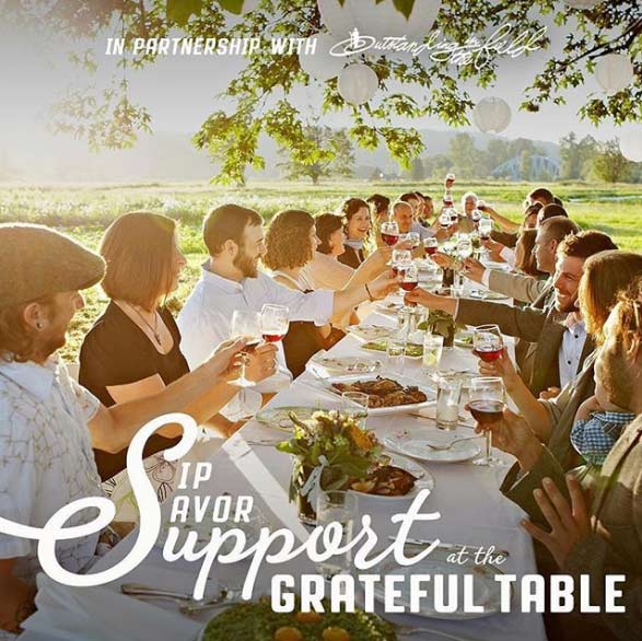 Grateful Table Benefit