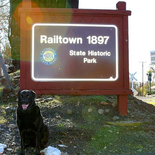 Railtown 1897 State Historic Park - Photo Credit: @island_dog