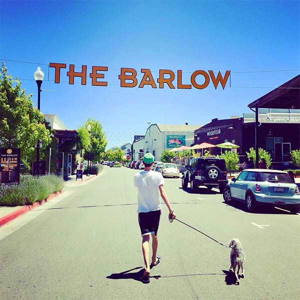 Welcome to The Barlow - Photo Credit: @aeodea