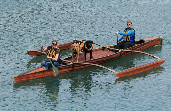 Pant, Paddle, Pedal With Your Pup