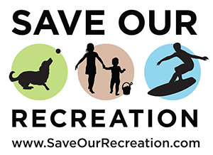 Save Our Recreation