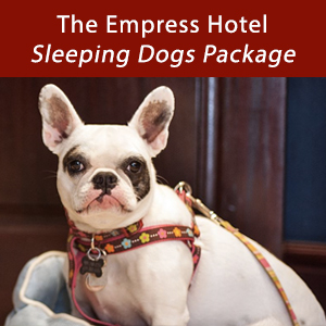 The Empress Hotel, Sleeping Dogs Package